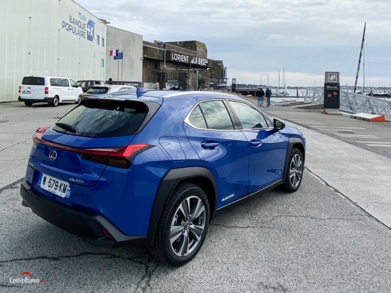 Lexus 300e