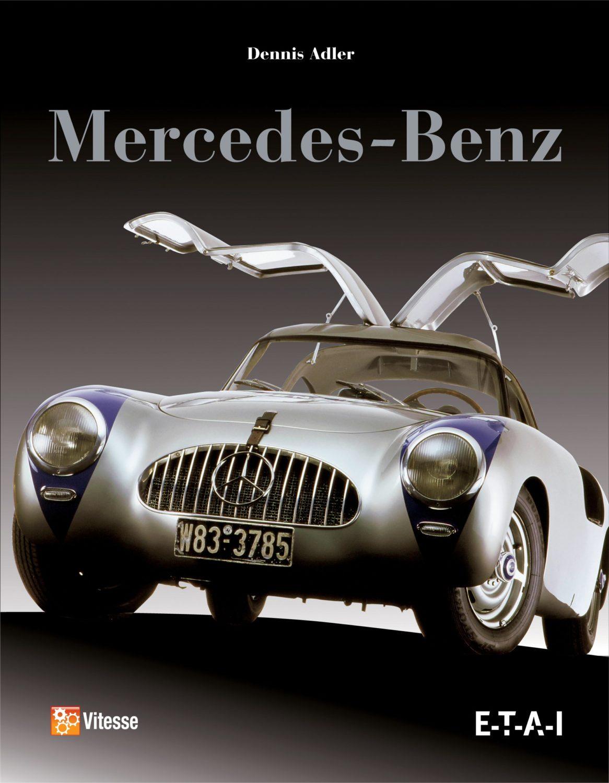 Livre Mercedes-Benz de Dennis Adler