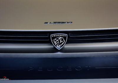 nouveau logo Peugeot