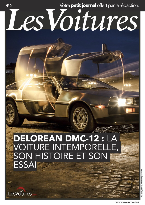 0 – DeLorean DMC-12