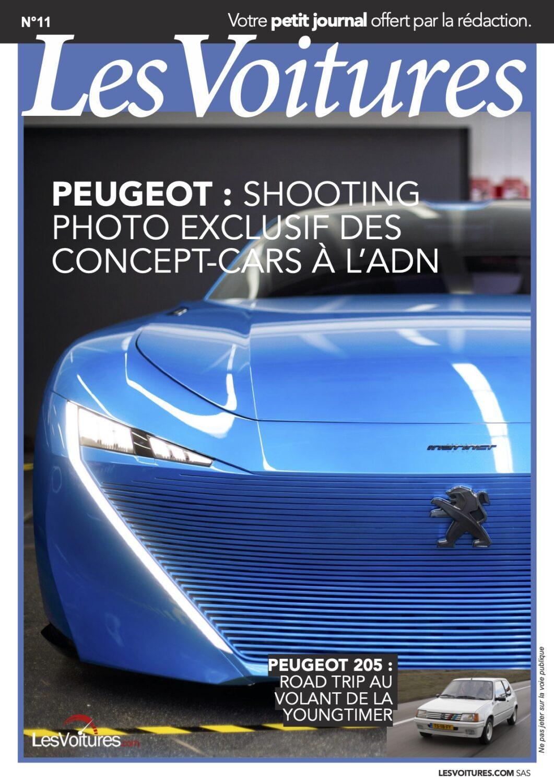 11 – Peugeot Concept Car & Peugeot 205