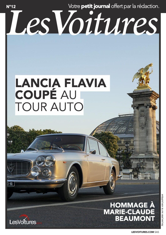 12 – Lancia Flavia Coupé au Tour Auto 2019