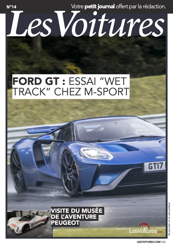 14 – Ford GT et Visite du musée Peugeot