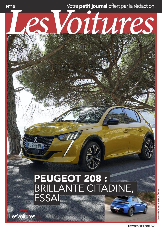 15 – Peugeot 208 & e208