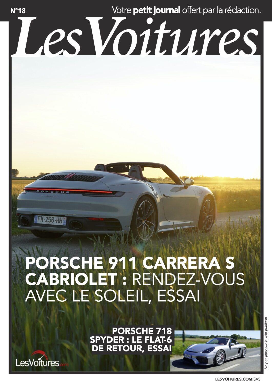 18 – Porsche 911 & 718 Spyder