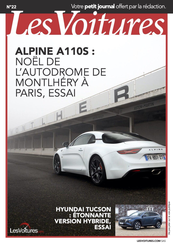 22 – Alpine A110s et Hyundai Tucson