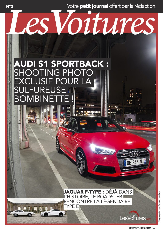 3 – Audi A1 & Jaguar F-Type 2014