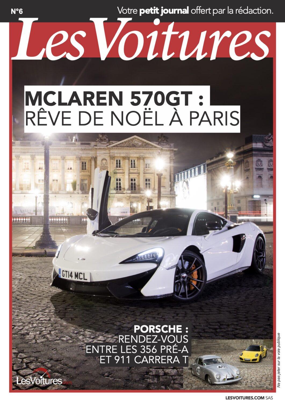 6 – McLaren 570GT & Porsche 911 T