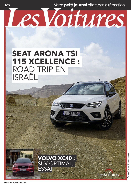 7 – Seat Arona & Volvo XC40