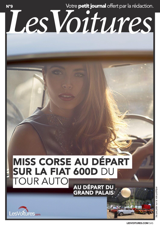 9 – Tour Auto Miss Corse 2018