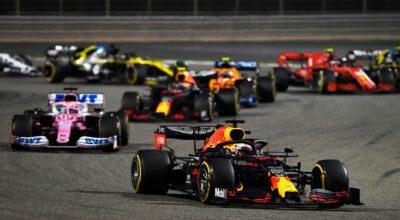 calendrier F1 2021