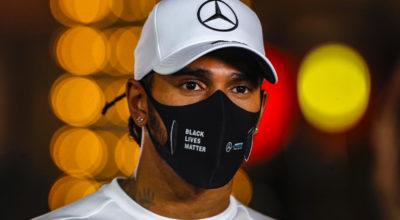 Lewis Hamilton covid
