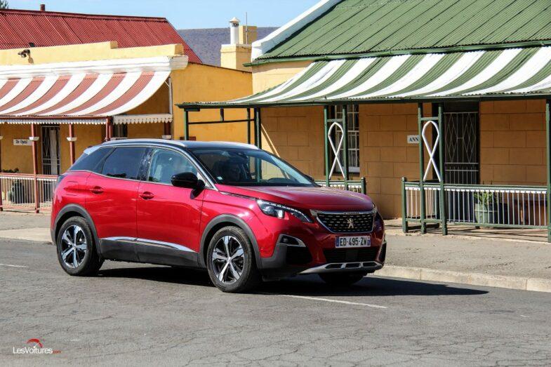 Peugeot d'occasion