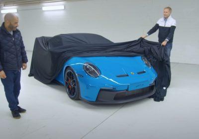 Porsche 91 GT3