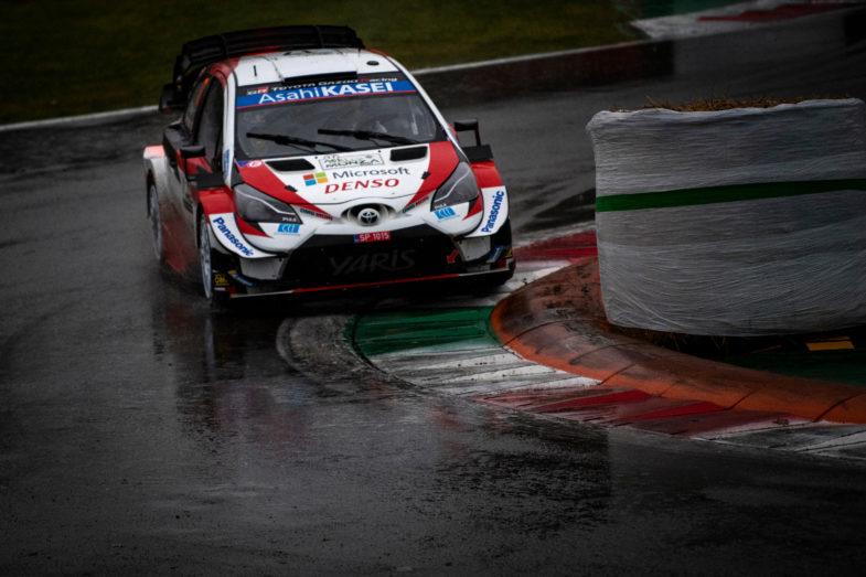 rallye de Monza