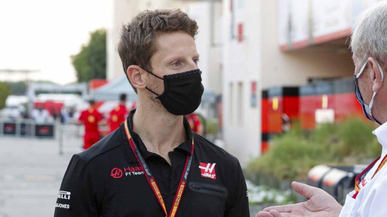 F1: Grosjean tire sa révérence après son effroyable accident