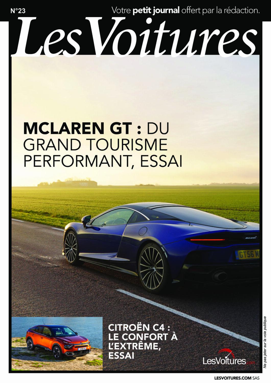 23 – McLaren GT & Citroën C4