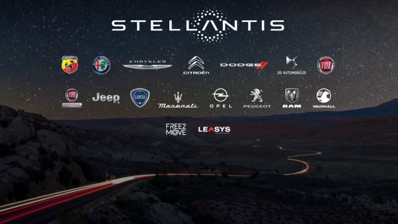 L'usine de Sochaux passe aux couleurs de Stellantis — Automobiles