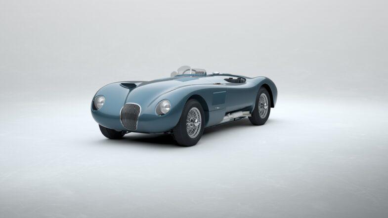Jaguar Type C