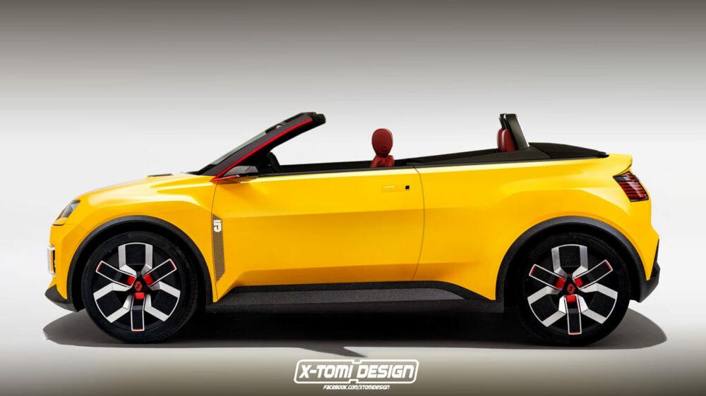 Renault-5-electrique-cabriolet-X-Tom-Des