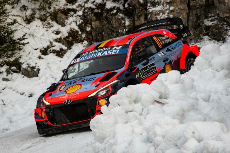 WRC P1 Racing Fuels