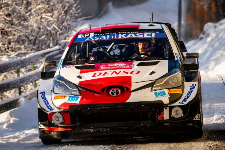 WRC hybrides rechargeables