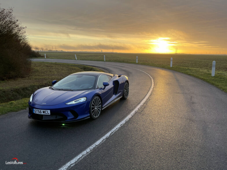essai McLaren GT