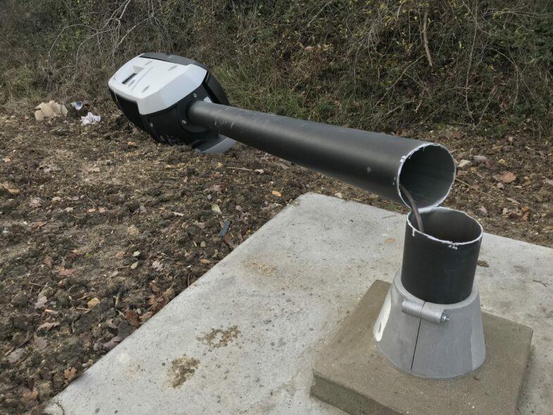 radars tourelles