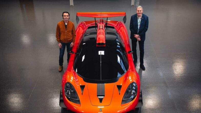 Gordon Murray T.50s