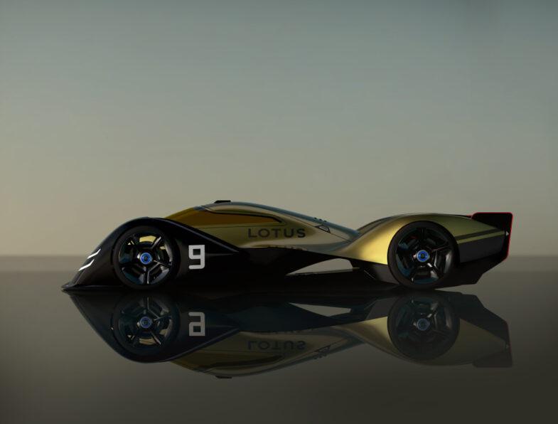 Lotus ER-9