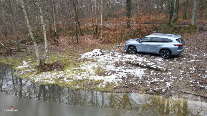 essai Toyota Highlander