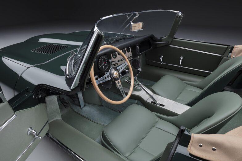 Jaguar Type E 60 Collection