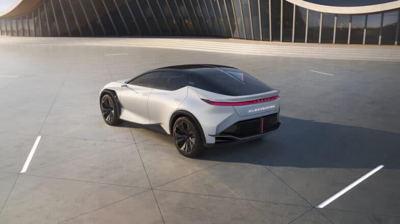 SUV électrique