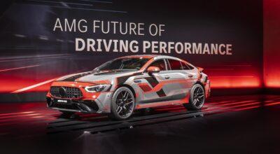 AMG E Performance
