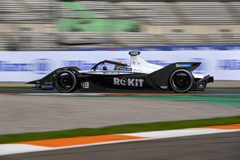 E prix de Valence Formula E