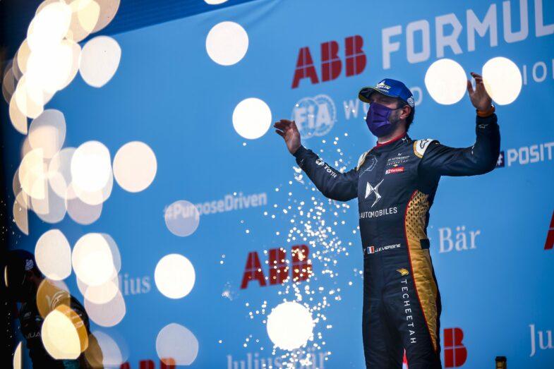E Prix de Rome Jean Eric Vergne Formula E