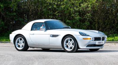 BMW Z8 James Bond