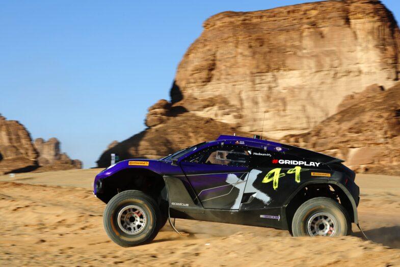 Extreme E Desert X Prix Sébastien Loeb