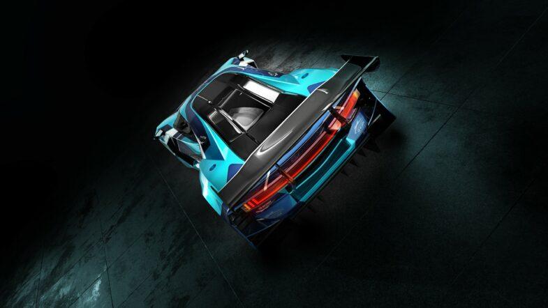 GT Electric FIA