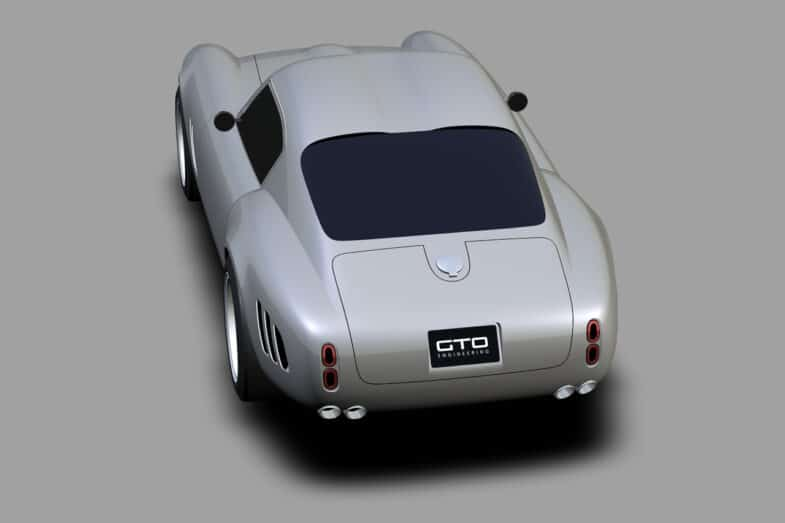 GTO Engineering Squalo