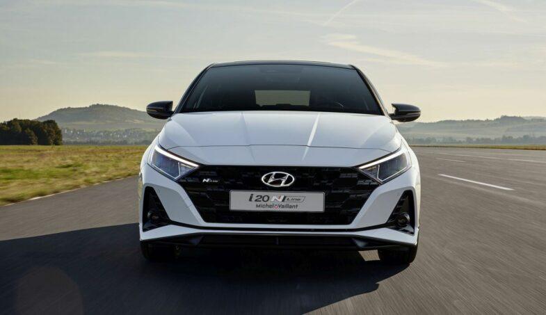 Hyundai i20 N Line Michel Vaillant