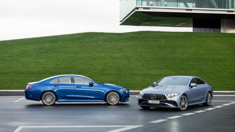 Mercedes-Benz CLS 2021