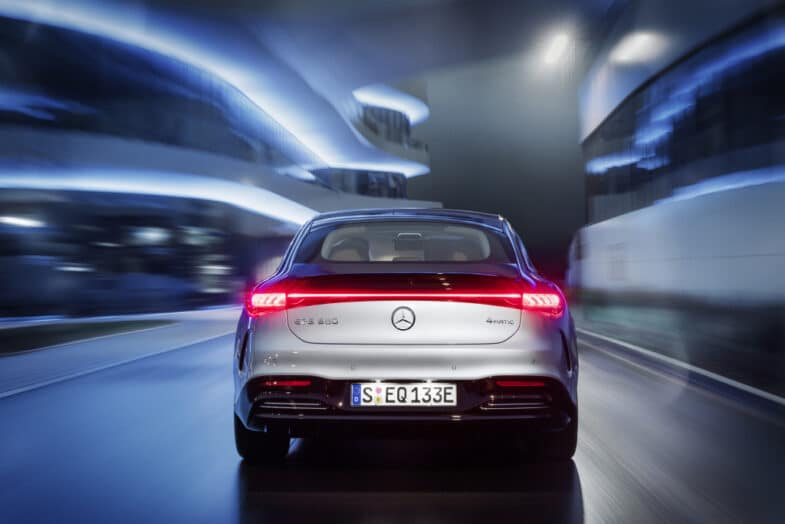 Mercedes-Benz EQS Mercedes EQS