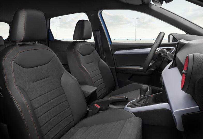 Seat Arona SUV urbain