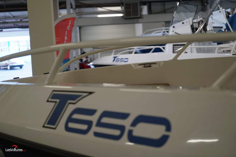 Tringaboat Tringa T650 bateau routier