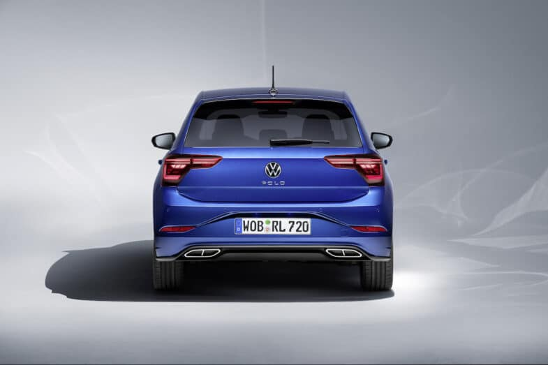 Volkswagen Polo restylée