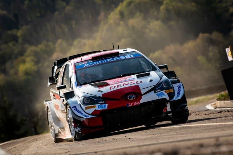 Rallye de Croatie Sébastien Ogier