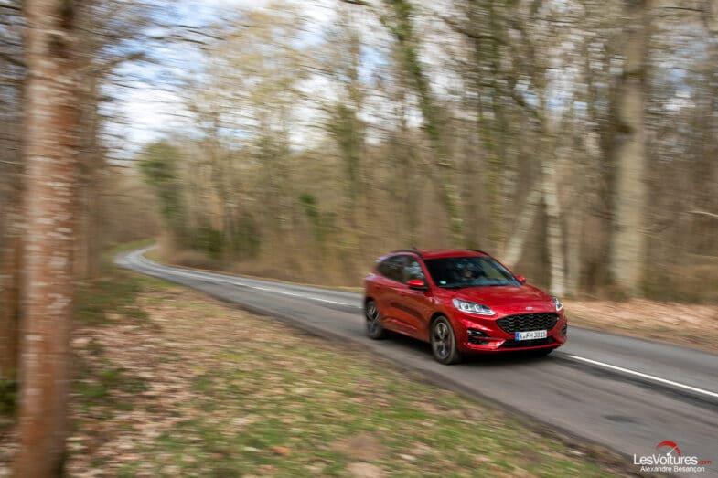essai Ford Kuga hybride