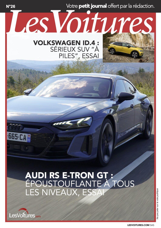 26 – Audi RS E-TRON GT & Volkswagen ID.4