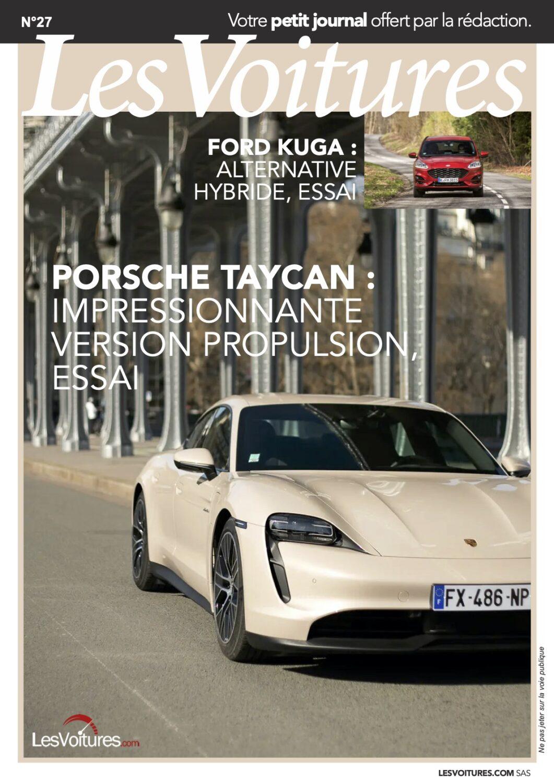 27 – Porsche Taycan & Ford Kuga